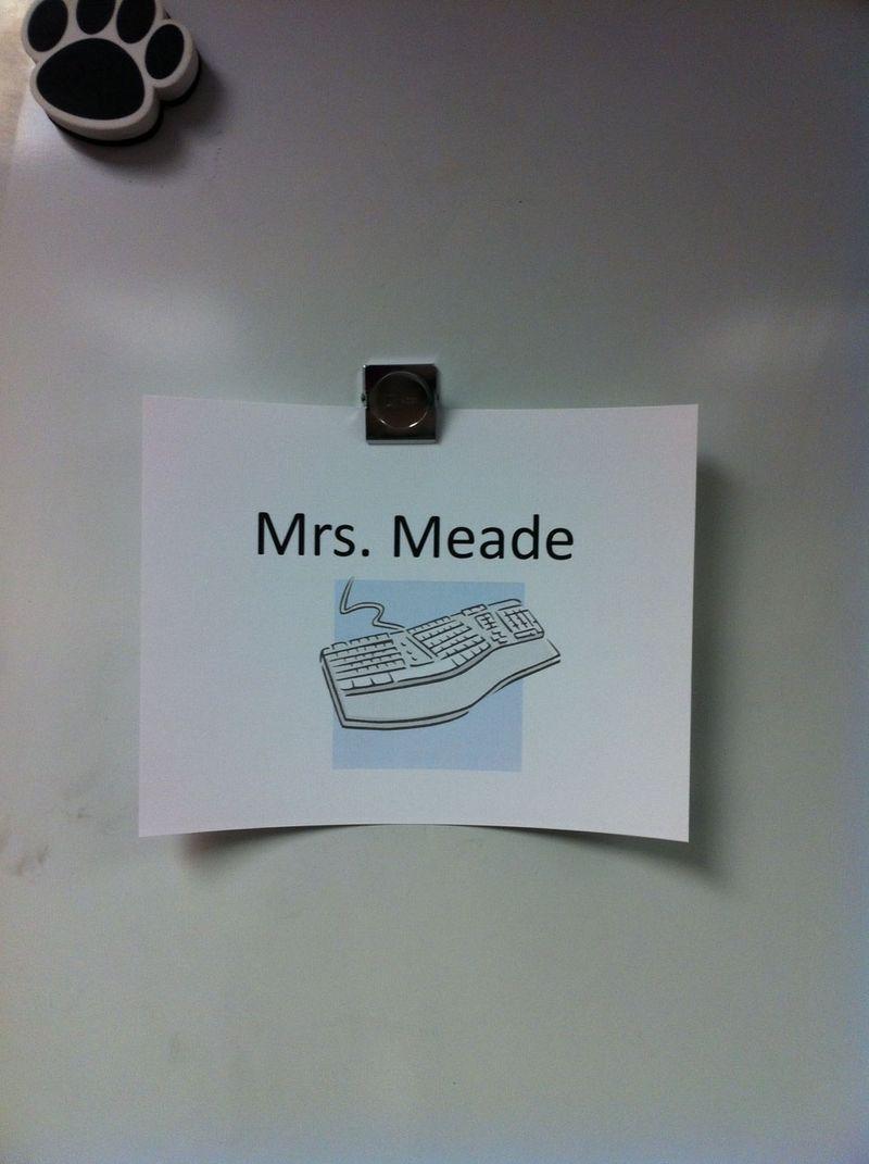 Mrs meade